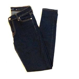 """7 for all Mankind """"The Skinny"""" skinny jeans"""